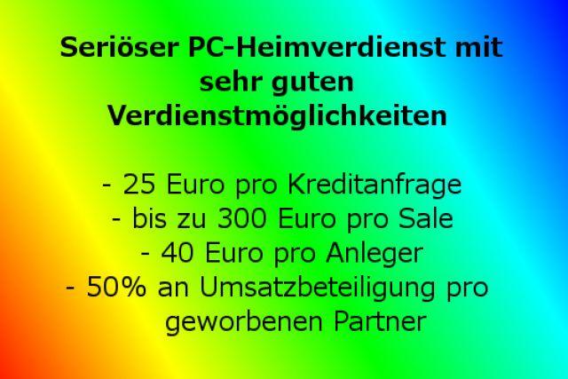 wie verdienen sie online 1000 euro pro monat? heimverdienst